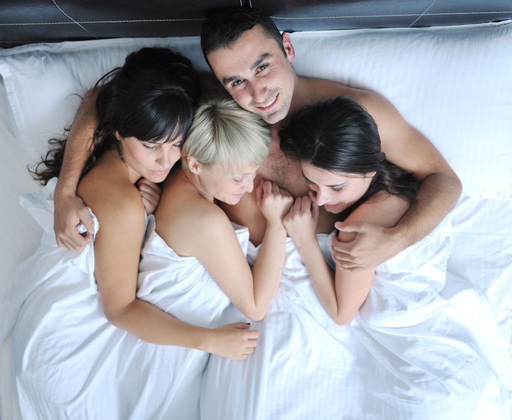 Sex with multiple wives
