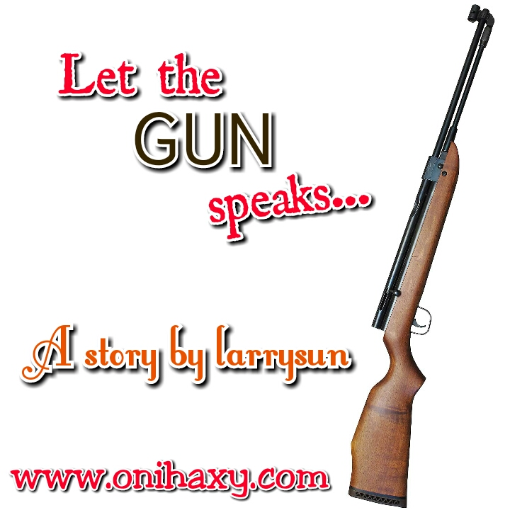 Let the gun speak